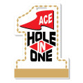 Ace BAG TAG English (Hole in One)
