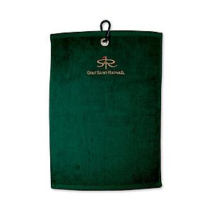 GREENS TOWEL - Embroidered