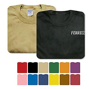T-SHIRT ULTRA COTTON COLOURED - Embroidered