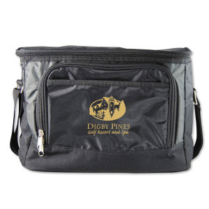 INSULATED COOLER BAG - Imprinted